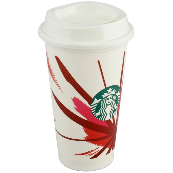 Starbucks Reusable Coffee Cups Bundle Drinkware